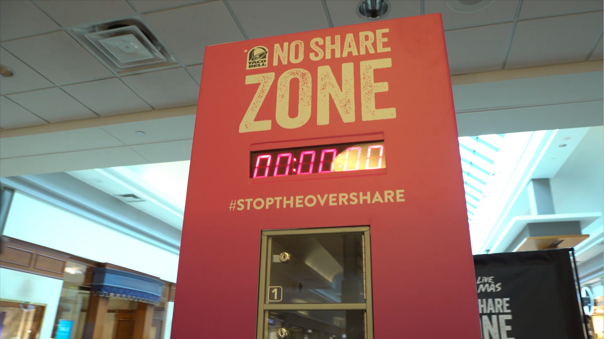 No Share Zone
