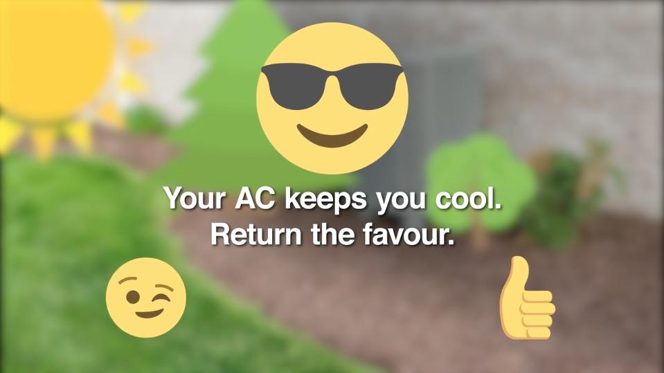 Emoji Cool AC